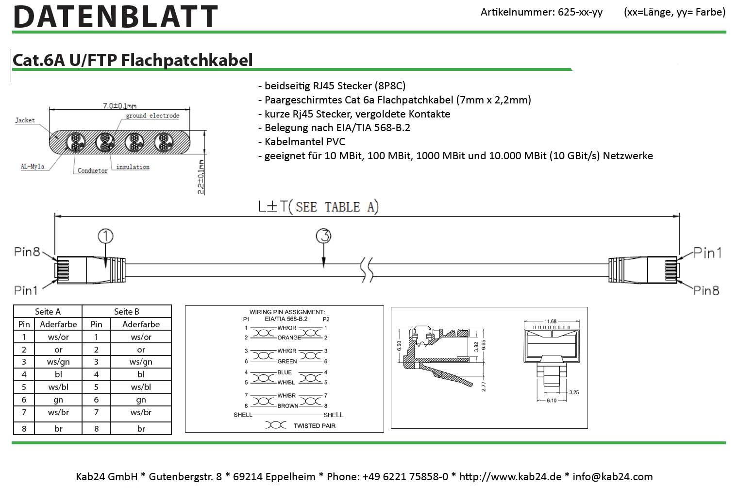 Niedlich Rj45 Stecker Schaltplan Bilder - Der Schaltplan - triangre.info