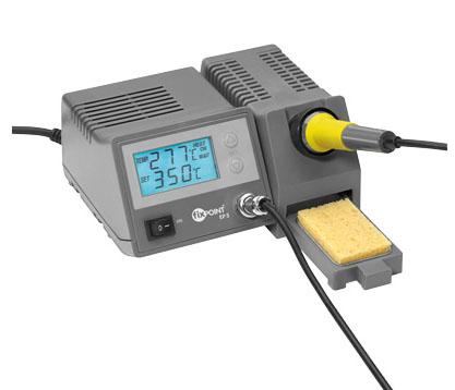Temperaturanzeige für EP5 Digitale Lötstation mit Soll und Ist