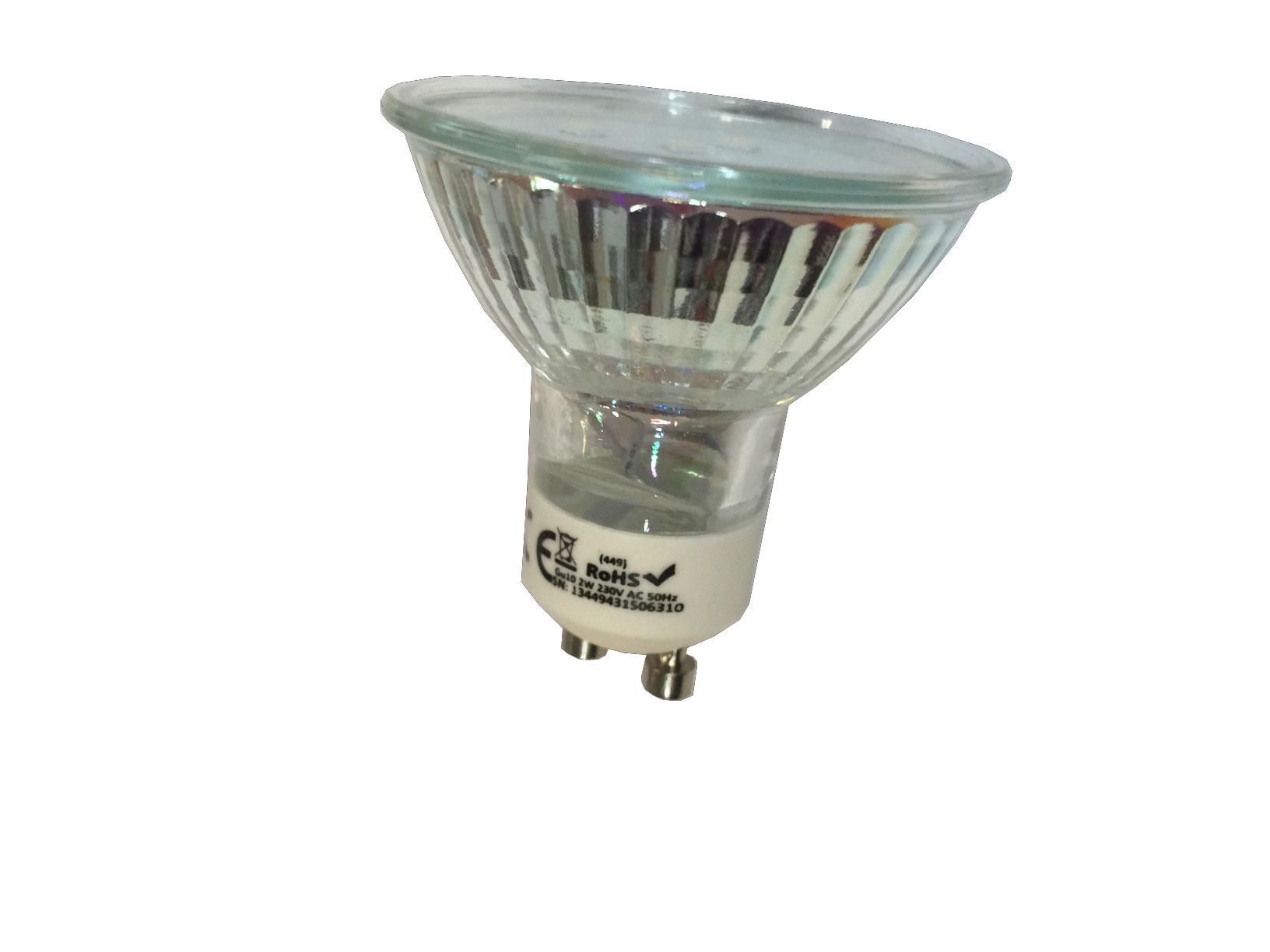 Nextec led lampe gu w ersetzt w lm k kalt weiss