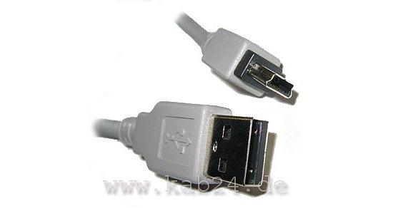 USB Kabel für Nikon Coolpix A100 DigitalkameraDatenkabelLänge 1,5m