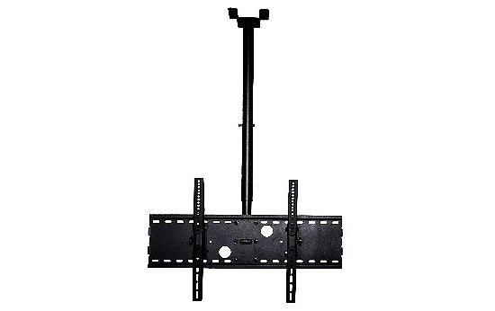 kab24 deckenhalter 1m 1 6m ausziehbar 360 grad drehbar. Black Bedroom Furniture Sets. Home Design Ideas