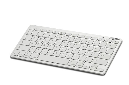 Bild 1 - ednet Universal Bluetooth® Tastatur für iOS, Android, Windows