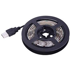 Kab24® USB LED Stripe 1m kaltweiss 6000 K 1000 Lumen 7W