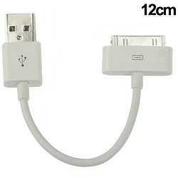 iPhone® Kabel kurz 12cm 30-pin