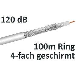 Gut gemocht TV SAT Verlegekabel - Kabel-Shop mit TOP-Preisen - kab24.de BK61