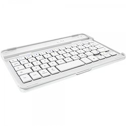 InLine® Bluetooth Tastatur + Alu-Cover für iPad