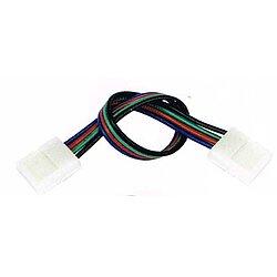 Verbindungskabel Verlängerungskabel für RGB LED Stripes /& EBL Slim RGB Leuchten