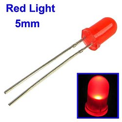 LED 5mm rot