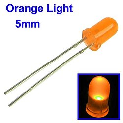 LED 5mm orange