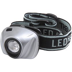 Brennenstuhl 1179860 LED Head-Light HL 2in1